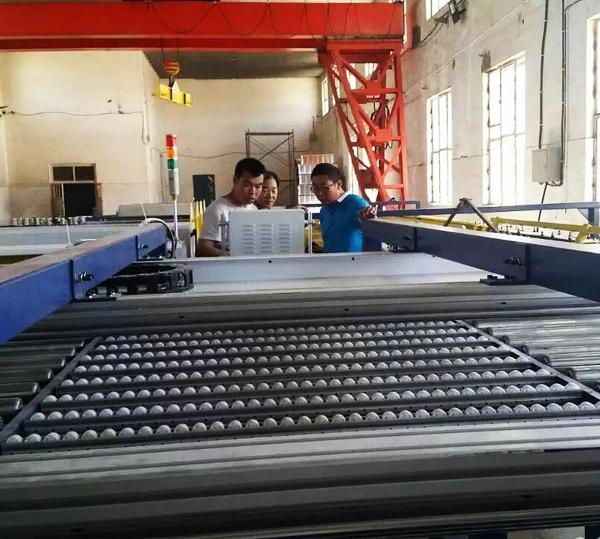 风管全自动生产线