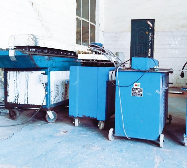 风管生产配套设备