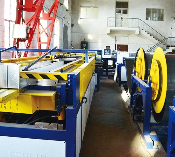 风管生产超级U型线